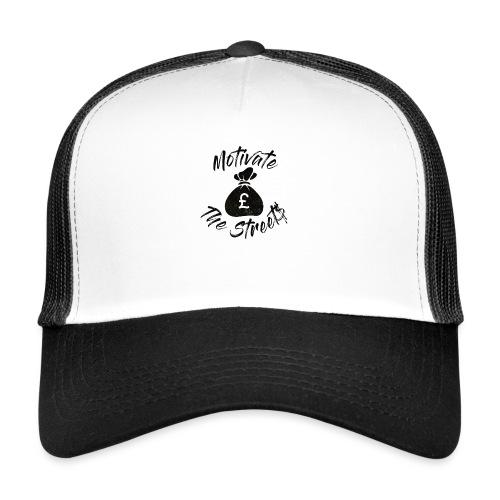 Motivate The Streets - Trucker Cap