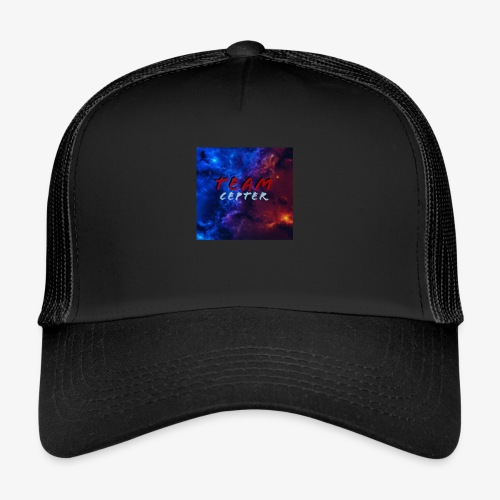 Team Cepter Logo - Trucker Cap