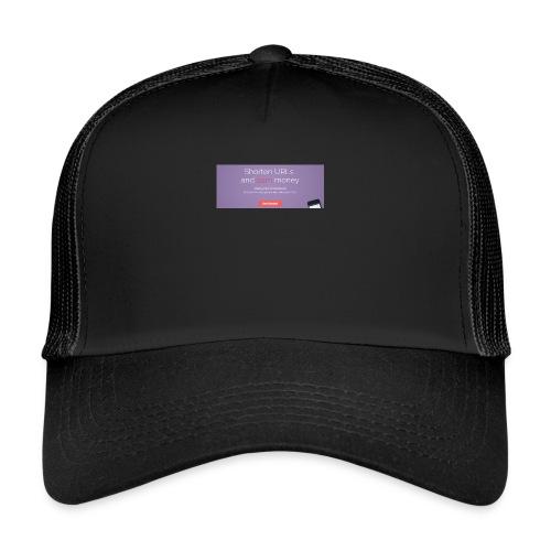 Captura - Gorra de camionero