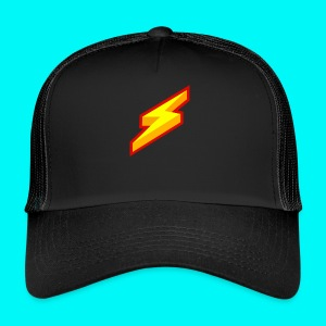 Lightning Shirt - Trucker Cap