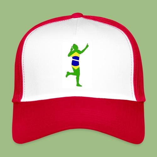 Neymár Brazil - Trucker Cap