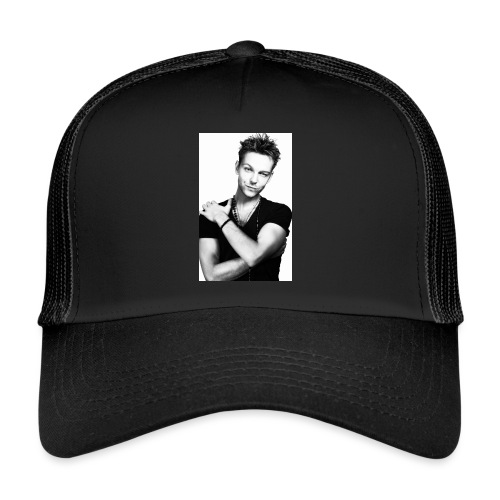 handsome guy - Trucker Cap