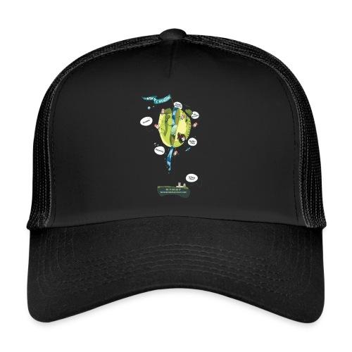 T-shirt Maison de L'aventure - Trucker Cap