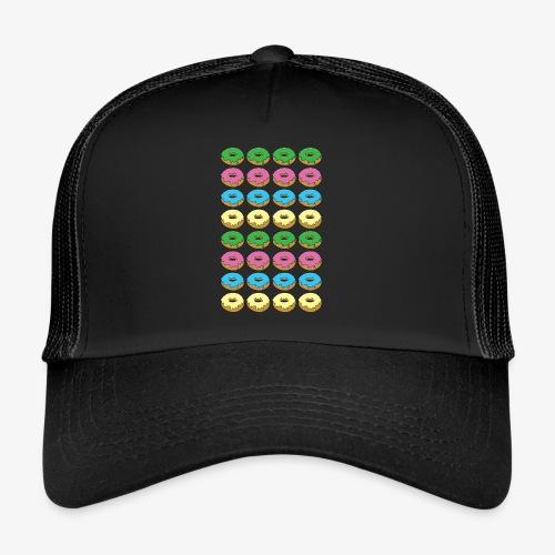 doughnuts - Trucker Cap