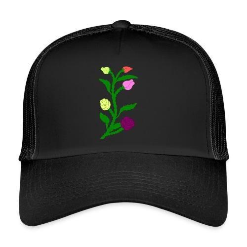 fleurs - Trucker Cap
