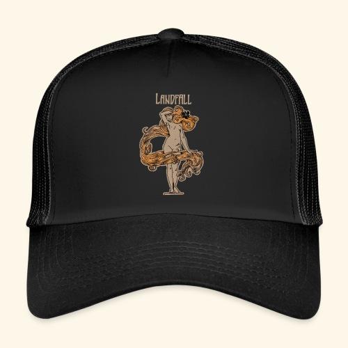 LANDFALL FLORA NEGRA COLOUR - Trucker Cap