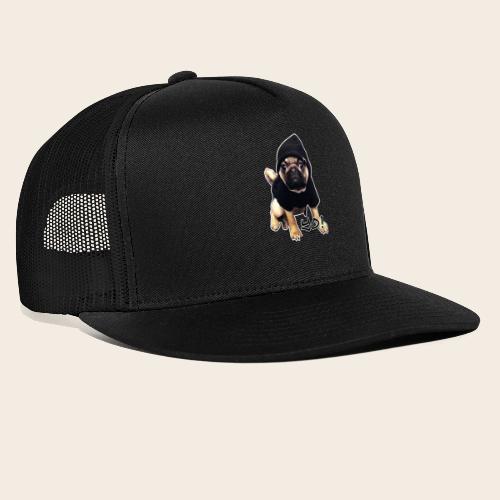 yo_mops_3 - Trucker Cap