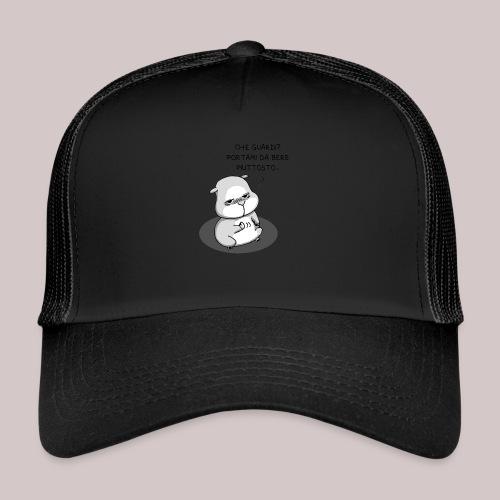 drunk_Hamster - Trucker Cap