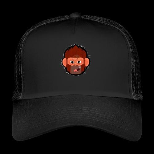 PoGo Mask t-shirt - Trucker Cap