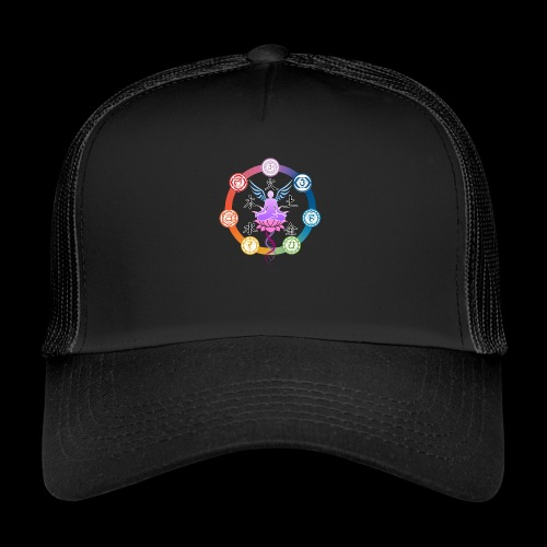 armonia delle energie all colors - Trucker Cap