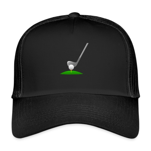 Golf Ball PNG - Gorra de camionero