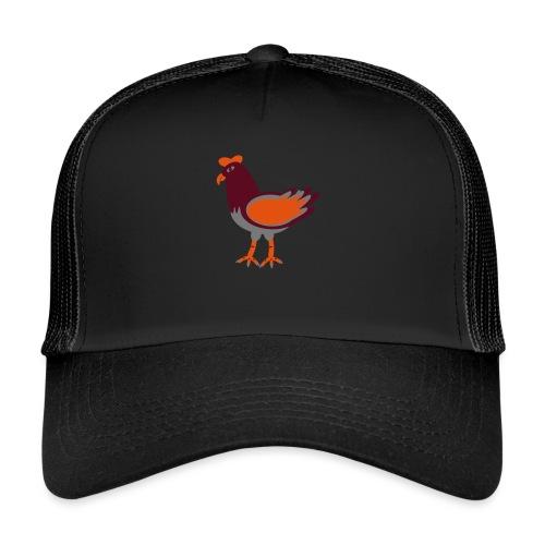 Cock.svg - Trucker Cap