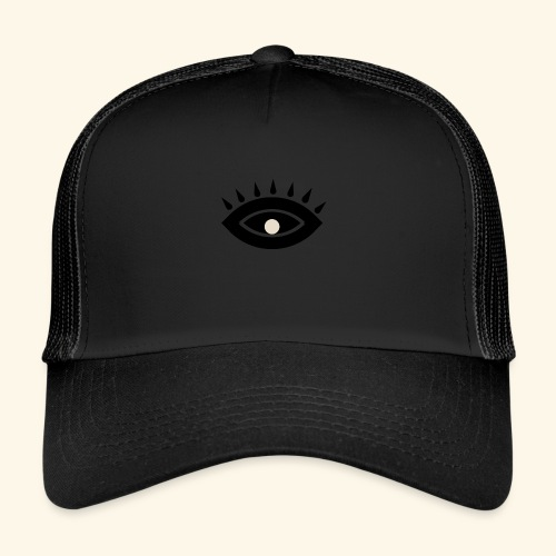 third eye - Trucker Cap