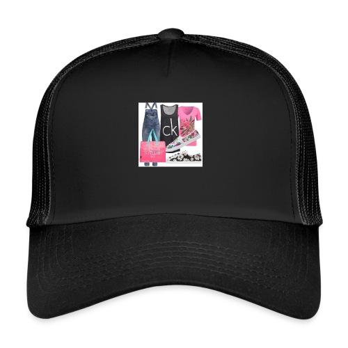 outfit pace e amoreio amo il colore - Trucker Cap