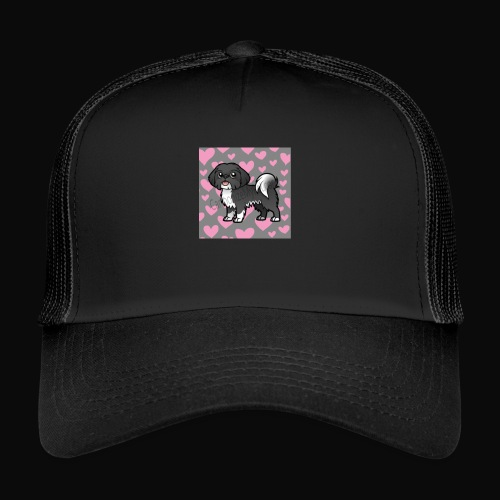 Cartoon Bobby on Accessories! Bobby Pooch Merch - Trucker Cap