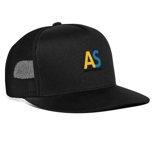 as logo - Trucker Cap