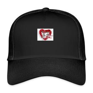 hjerte - Trucker Cap