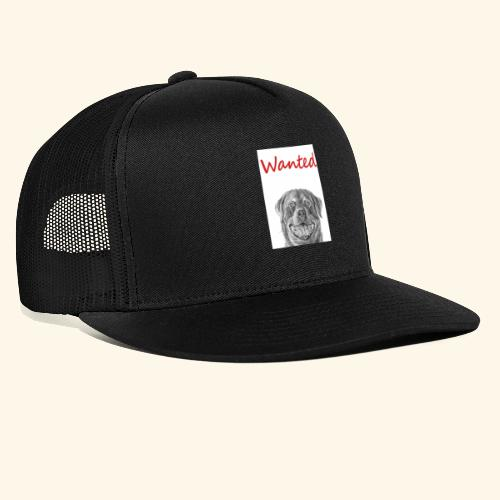 WANTED Rottweiler - Trucker Cap
