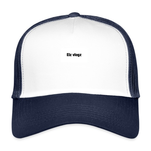 Elz vlogz merch - Trucker Cap