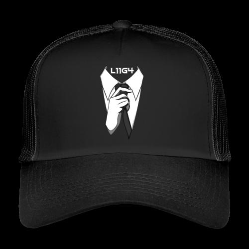 Herrasmiesten Liiga (L11G4) Fan T-Shirt - Trucker Cap