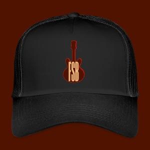 FSB Guitar Logo - Trucker Cap
