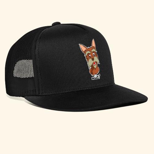 Nice Dogs schnauzer - Trucker Cap