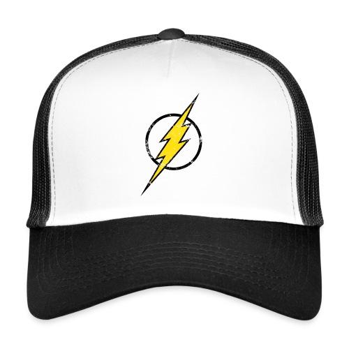 DC Comics Justice League Flash Logo - Trucker Cap