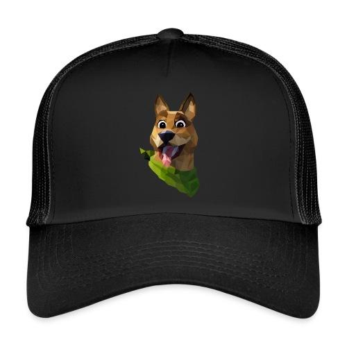 LOW POLY DOGO - Trucker Cap