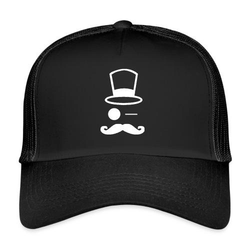 The Gentleman's Club Merch - Trucker Cap