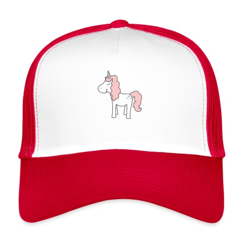 unicorn as we all want them - Trucker Cap