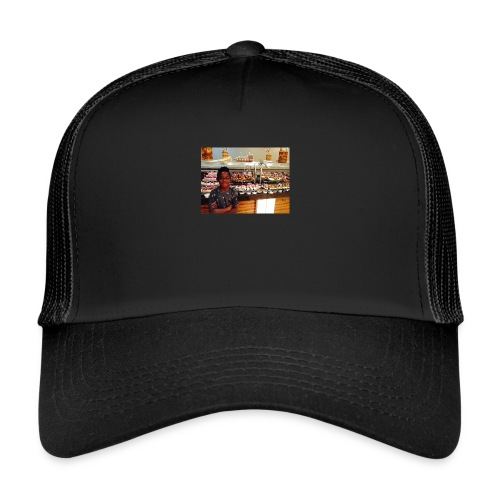 Cpr 2934 - Trucker Cap