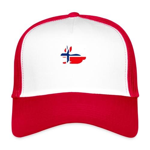 bunny_NY_LOGO_LI - Trucker Cap