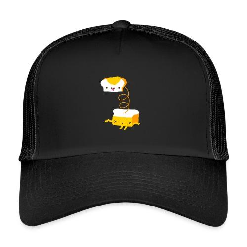Cat sandwich gatto sandwich - Trucker Cap