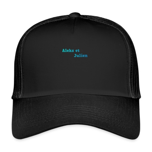 Notre logo - Trucker Cap