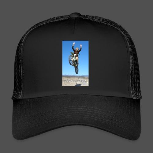 Stuntvrouw (v) - Trucker Cap