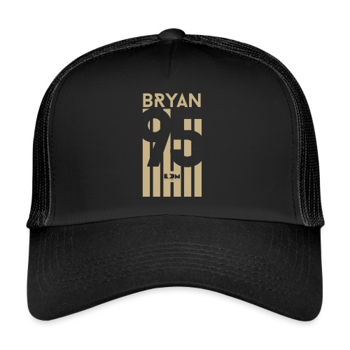 Bryan - Trucker Cap