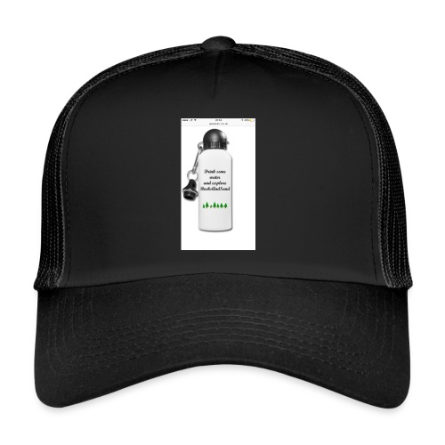 RocksAndSand adventure bottle - Trucker Cap