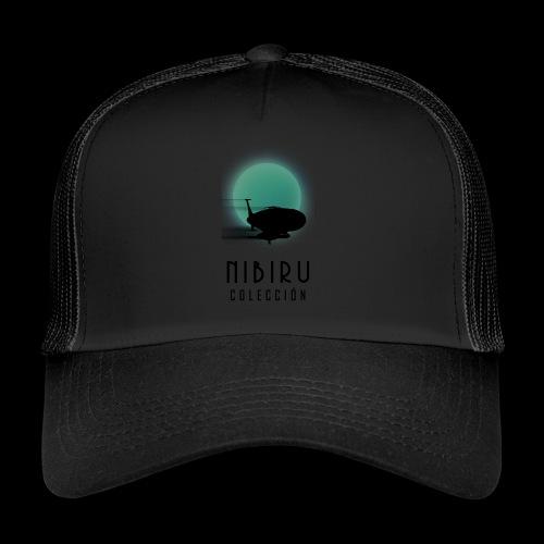 NibiruLogo - Gorra de camionero
