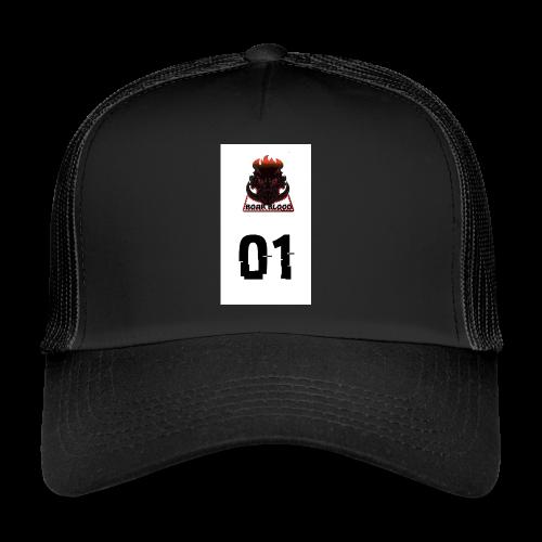 Boar blood 01 - Trucker Cap