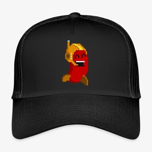 Pixelbohne - Trucker Cap