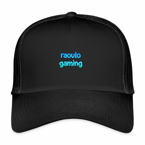 raoulo gaming accessoire - Trucker Cap