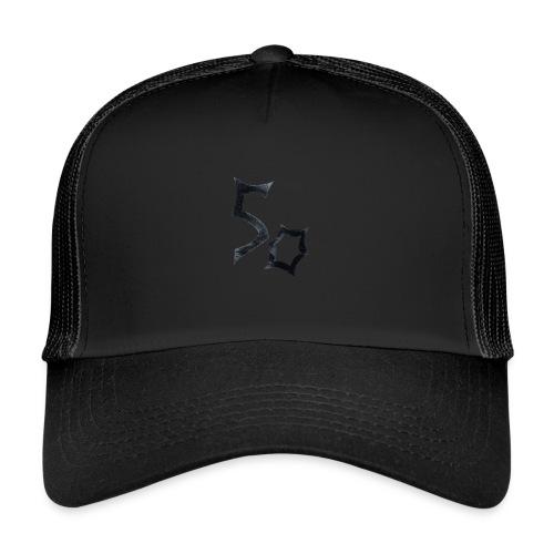 So design 2 - Trucker Cap