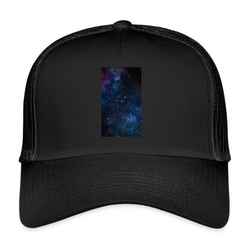 Galaxy theme - Trucker Cap