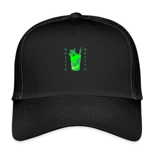 Mojito bicchiere colorato - Trucker Cap
