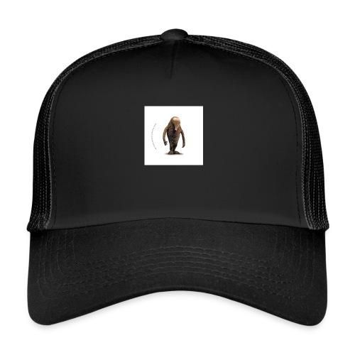 button hempel weiss - Trucker Cap