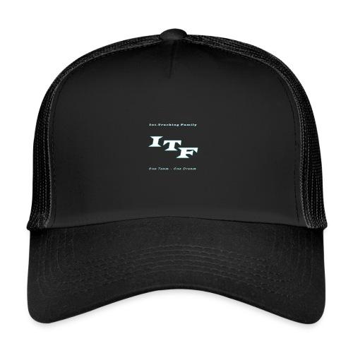Logo Wit Trans - Trucker Cap
