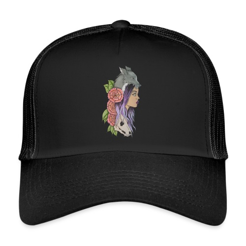 Natures howl - Trucker Cap