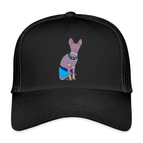 Sphynx cat - Trucker Cap