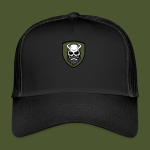 Beardevil Patch - Trucker Cap