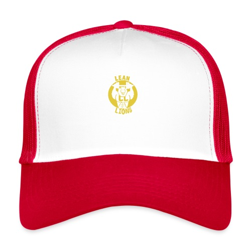 Lean Lions Merch - Trucker Cap